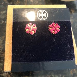 NEW Tory Burch earrings with tags